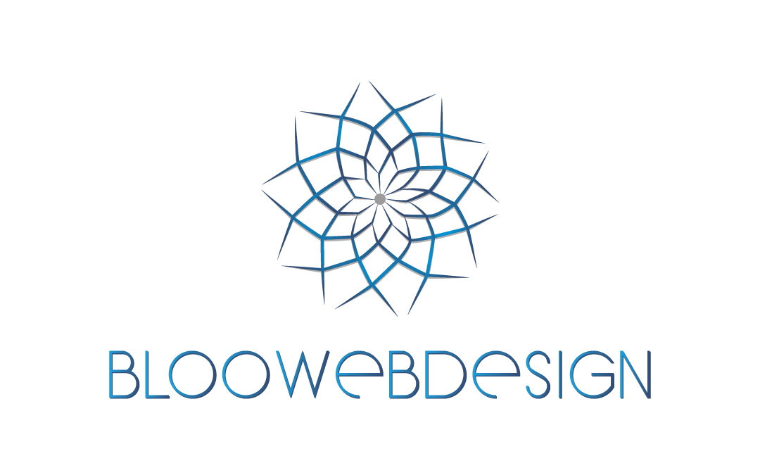 Logo Bloowebdesign