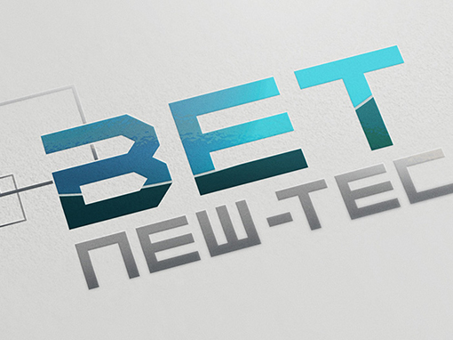 Logo BET NEW-TEC
